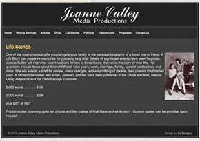 Joanne Culley Media Productions